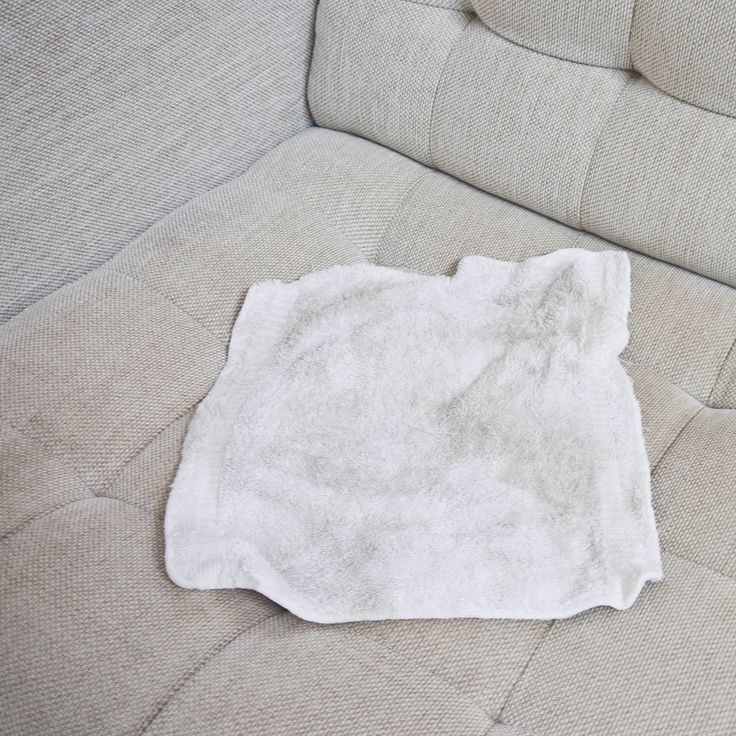 Deep Clean Your Natural Fabric Couch For Better Snuggling