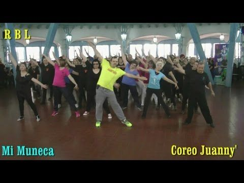TAPATA Ballo di Gruppo 2016 coreo Juanny' OFFICIAL COREO - YouTube