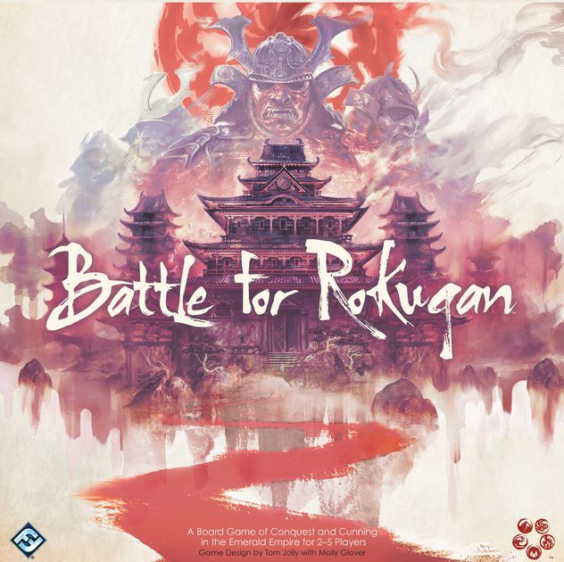 Conquer the realm and bring honor to your clan in Battle for Rokugan! This turn-based strategy game of conquest and mayhem puts players in the role of Rokugan daimyō struggling for control over the rich land of the Emerald Empire. Leaders must balance their resources, plan their attacks, and outwit their enemies to ensure their clan's victory. The land is there for the taking. The most honorable daimyō will win the day! —description from the publisher