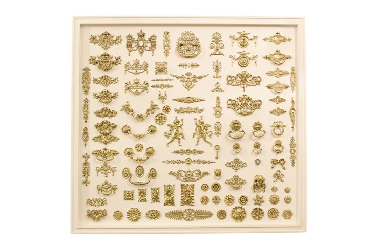 Gold plated products from Casa Achilles in Board 4