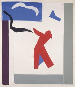 Markova brought Matisse's dance cutouts to  life