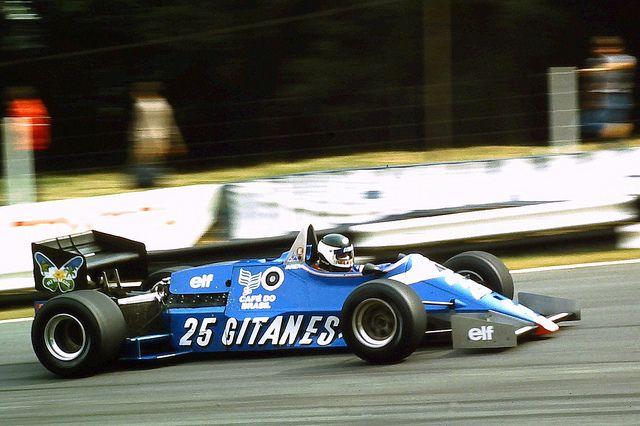 Jean Pierre Jarier 1983