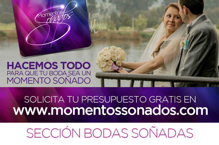 Bodas, 15 años, celebraciones especiales Momentos Soñados www.momentossonados.com