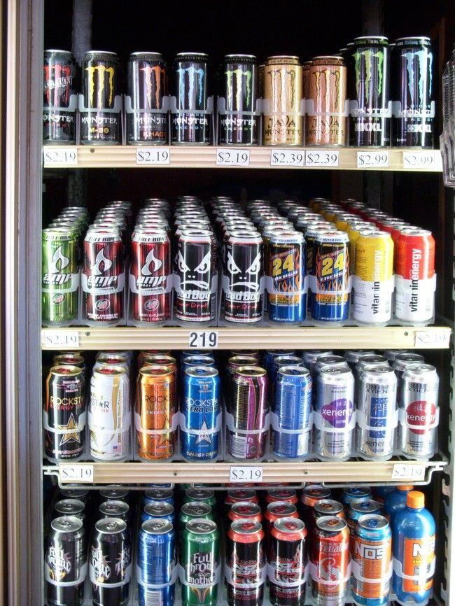 ενεργειακα ποτα