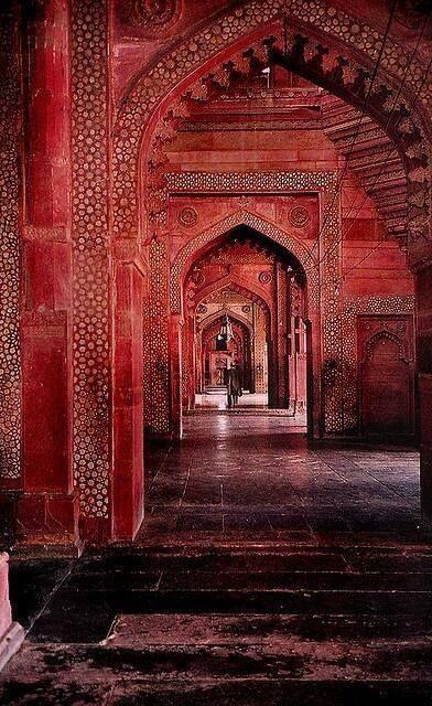 .Arabic Arches.