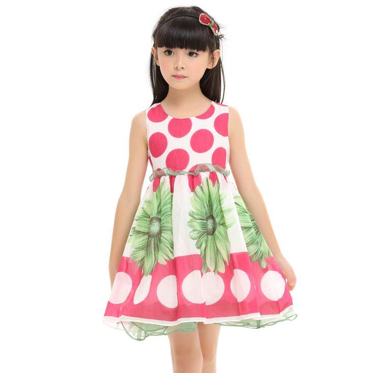 Bonny Billy dress_zomerjurkjes voor meisjes_betaalbare kinderkleding