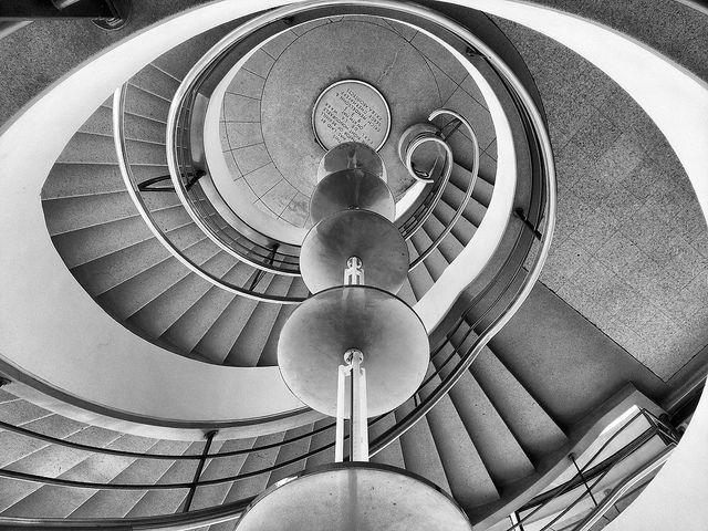 De La Warr Pavilion - Bexhill on Sea by Erich Mendelsohn and Serge Chermayeff