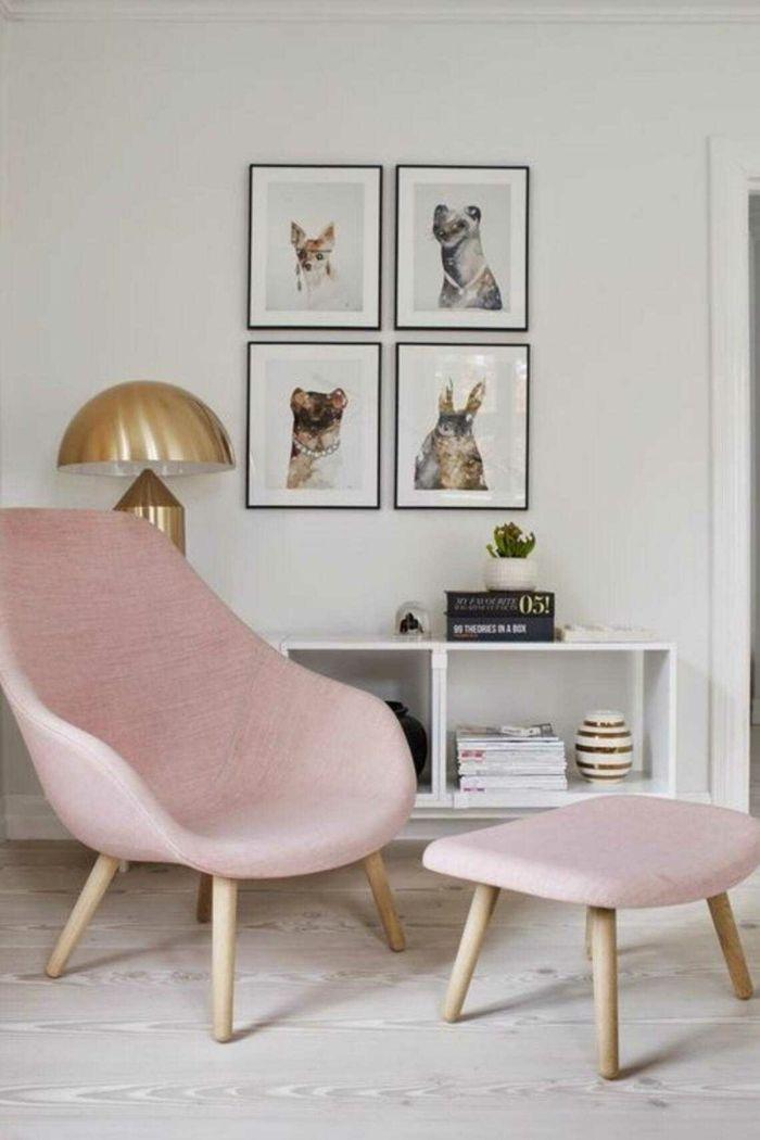 1001 Ideen Fur Bilder Fur Wandfarbe Altrosa Die Modern Und Stylisch Sind In 2020 Wohnen Zimmer Gestalten Wohn Mobel