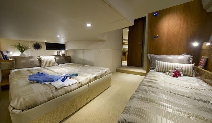 Riviera 43 Open Flybridge Guest Stateroom