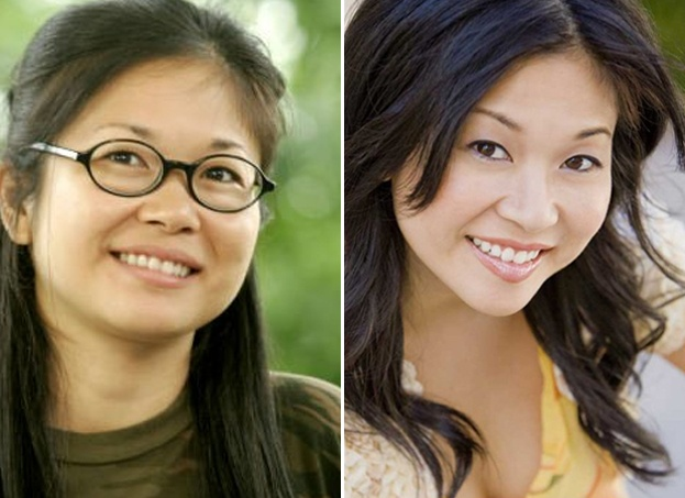 Laine---Just as beautiful as ever!!---Keiko Agena Then and Now. You can now find her on #shameless and #learningtown