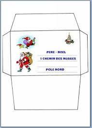 11 best noel la lettre images on Pinterest | Santa clause, Letters and Paper
