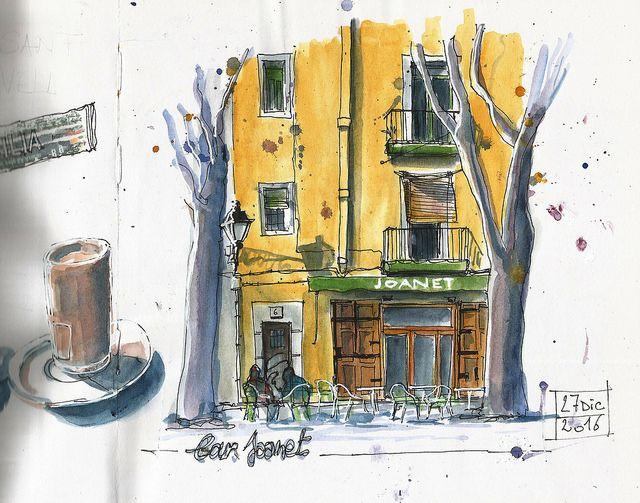 Joanet, Bar in Barcelona | Karin_Astrid | Flickr