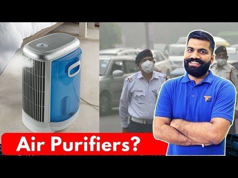 92 How Air Purifiers Work Hepa Filter Uv Light Youtube Air