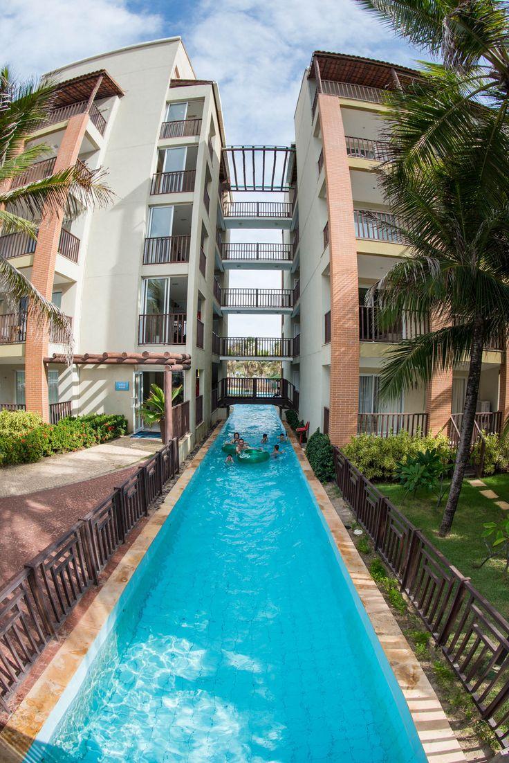Passeando pelo Acqua Beach Park Resort! #summer #trip