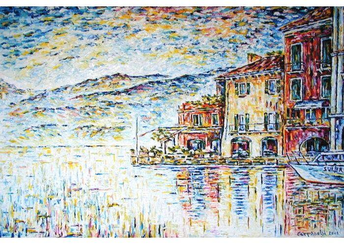 Maurizio Carpanelli :: Web Art Gallery Sirmione #arte #paesaggio #lago #oliosutela #arredamento #arte