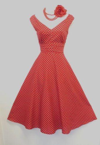 Vintage Fifties Dresses For Sale 50s Dress Plus Size Uk   Vintage ...