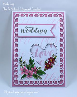 Hy Wedding Day Adore You Knitting Cardmaking Close To My Heart Welcome The Cards Anniversary