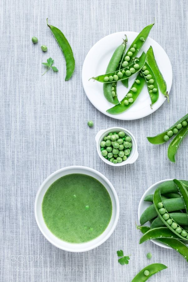 Peas soup by redgreenblue
