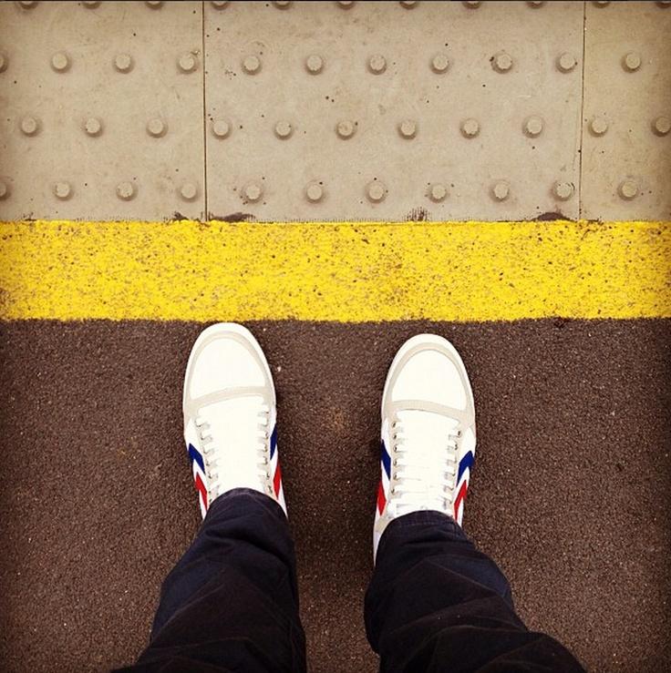 #shoesinsitu Hummel Dunks at the Station