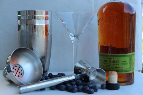 The #1 cocktail to try before summer ends: Bourbon Spice Martini! Our featured Cocktail of the Week, thanks to @beautifulbooze. Happy #WhiskeyWednesday! Check out our blog for more recipe ideas: http://blog.getdistilld.com/.