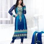 Natasha Couture New Ayesha Takia Salwar Kameez Suits 2013
