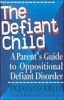 A much-needed tool that parents of children with O.D.D. can use to identify the source of this turmoil and take back parental control. Dr. Douglas Riley teaches parents how to recognize the signs, understand the attitudes, and modify the behavior of their oppositional child.