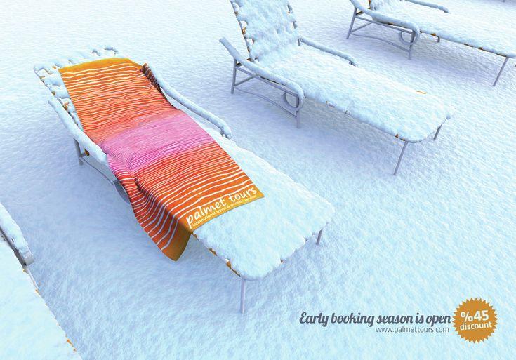 Case: Beach Bed トルコの旅行代理店・Palmet…