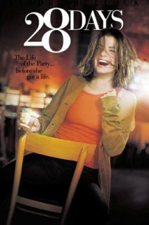 28 Days (2000) | A big-city newspaper columnist is forced to enter a drug and alcohol rehab center after ruining her sister's wedding and crashing a stolen limousine.
