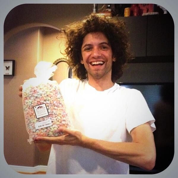 """Game Grumps on Twitter: """"Thanks Rob for the giant bag of ..."""