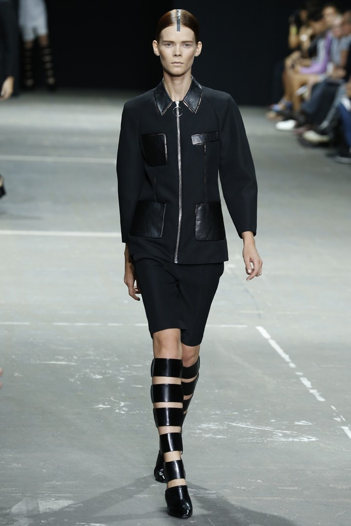 Alexander Wang Spring 2013 01Women Fashion, Fashion Weeks, Runway Fashion, Gladiators Shoes, Clothing, Nurs, New York Fashion, Fashion Inspiration