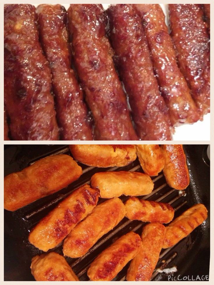 Homemade pork and chicken longganisa