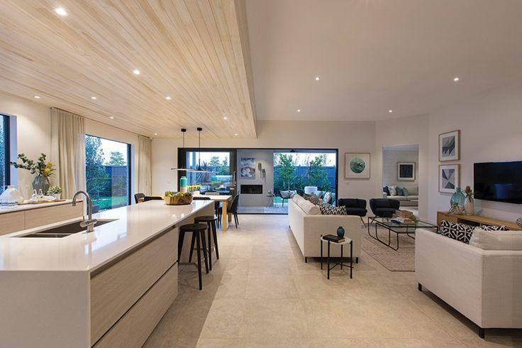 Vermont 33 Kitchen Living- Contemporary Kitchen Living Design