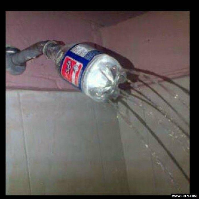 C'est jet d'eau ou bien c'est douche?