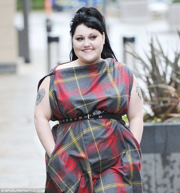 Beth Ditto Announces New Plus-Size Collection With a Jean Paul Gaultier Collab