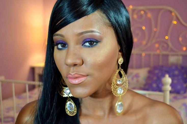 Dica de Maquiagem de Preparação da Pele Para Negras