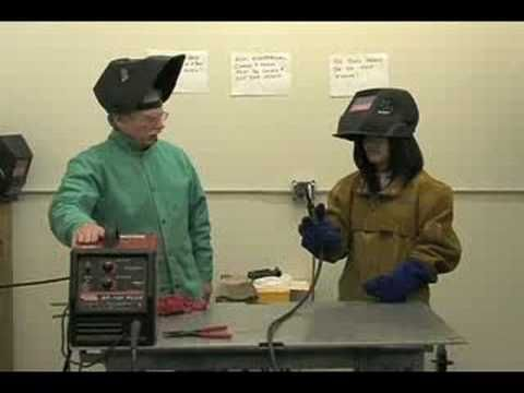 Basic MIG Welding Video - has some all around applicable knowledge regarding equipment, etc