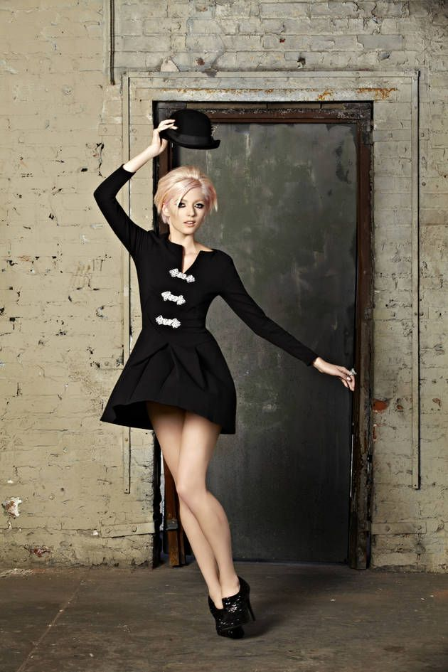 Sophie Sumner's Photoshoot Photo on America's Next Top Model Cycle 18, Episode 3