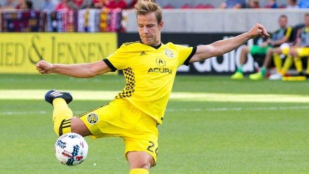 #MLS  Columbus Crew SC sell defender Nico Naess to Dutch club SC Heerenveen