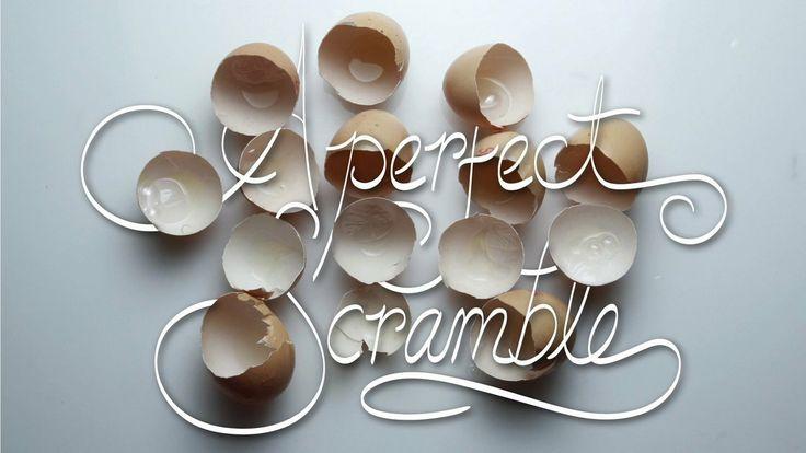 The Perfect Scramble on Vimeo