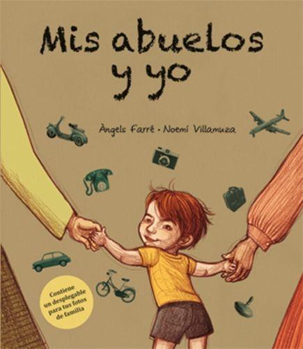 """""""Mis abuelos y yo"""" - Àngels Farré (La Galera)"""