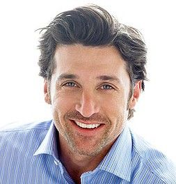 patrick dempsey. yes.
