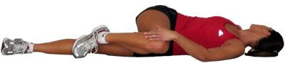 Strengthen and Stretch Your Back with These Simple, Effective Exercises: Spine Twist