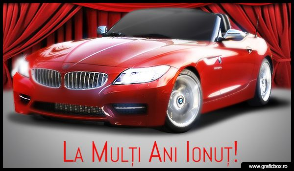La multi ani Ionut - Felicitari Online