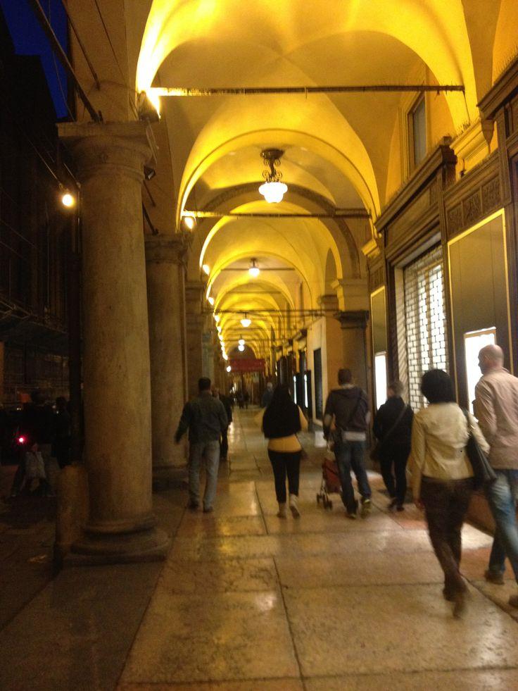 Bologna - Pavaglione Portico