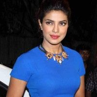 Priyanka Chopra at Mary Kom Exclusive Screening