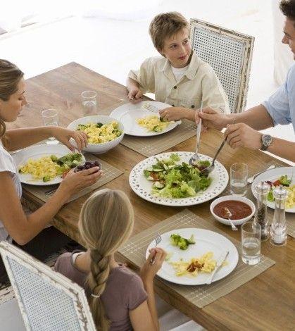 Recetas para cenar saludable