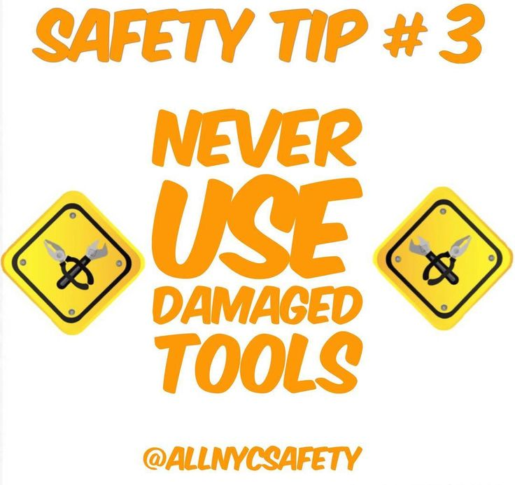 Check that all tools and equipment are operating correctly.  Ensure that none of them are damaged in anyway.  This is a simple way to avoid a potential hazardous situation.  #construction #constructionsite #constructionworker #site #tip #constructionzone #scaffolding #constructionlife #sitesafety #supervisor #safety #safetyfirst #safetytips #tip #osha #startup #startups #builder #smallbiz #localbusiness #smallbusiness #followus #f4f #allnycsafety