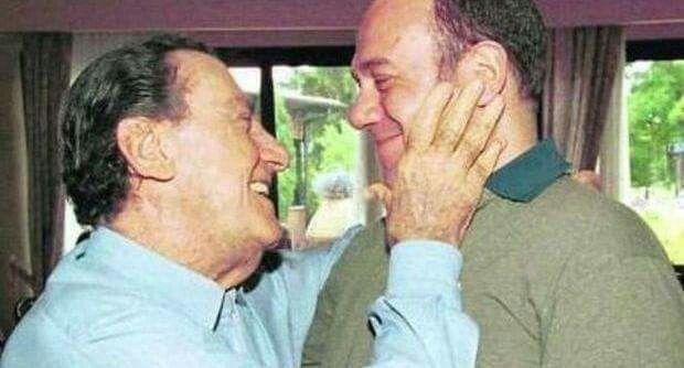 Alberto Sordi e Carlo Verdone.