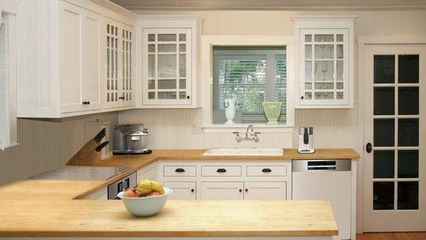 Built-in oven, Induction cooktop, Integrated rangehood, Semi integrated dishwasher 60 cm