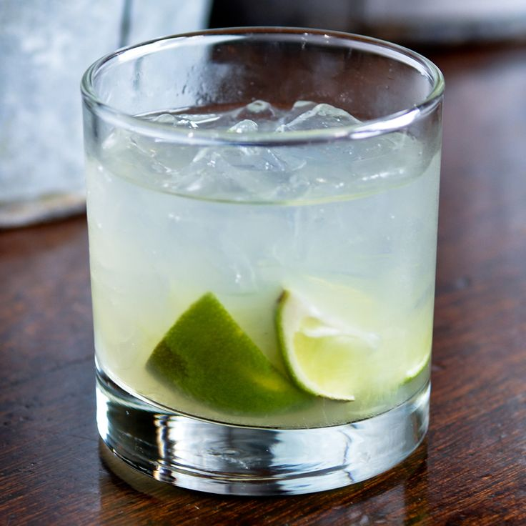 Drink Your Way Around the World with these International Cocktails (including this Caipirinha)